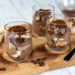 Schokoladen Tiramisu im Glas