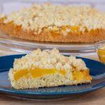 Pfirsich-Kokos-Kuchen