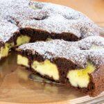 Schokokuchen mit Pudding